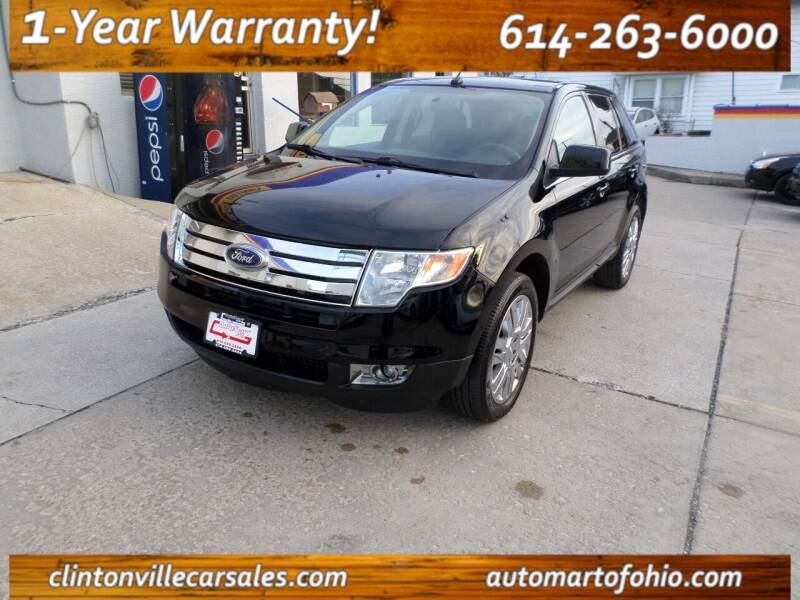 2009 Ford Edge for sale at Clintonville Car Sales in Columbus OH