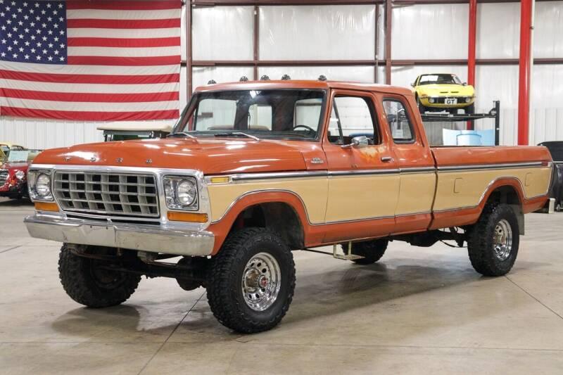 1978 Ford F-150 for sale in Grand Rapids, MI