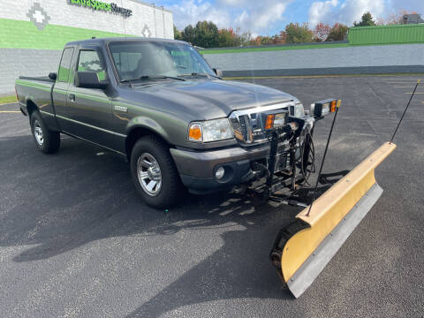 2008 Ford Ranger for sale at South Shore Auto Mall in Whitman MA