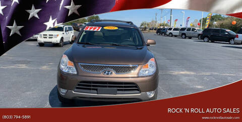 2011 Hyundai Veracruz for sale at Rock 'n Roll Auto Sales in West Columbia SC