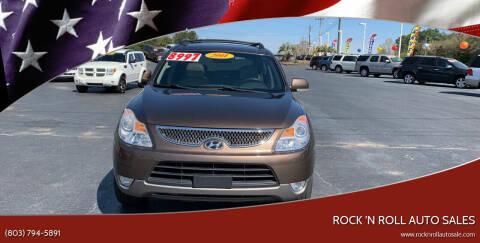 2011 Hyundai Veracruz for sale at Rock 'n Roll Auto Sales in West Columbia SC