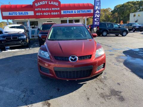 2009 Mazda CX-7 for sale at Sandy Lane Auto Sales and Repair in Warwick RI