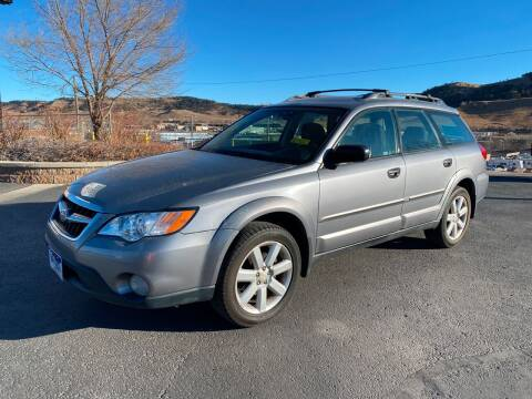 2009 Subaru Outback for sale at Big Deal Auto Sales in Rapid City SD