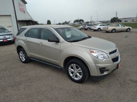 2014 Chevrolet Equinox for sale at Ron Lowman Motors Minot in Minot ND