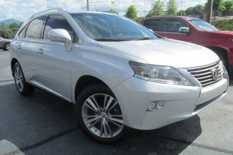 2015 Lexus RX 350 for sale at Tilleys Auto Sales in Wilkesboro NC