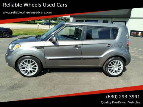 2011 Kia Soul for sale at Reliable Wheels Used Cars in West Chicago IL