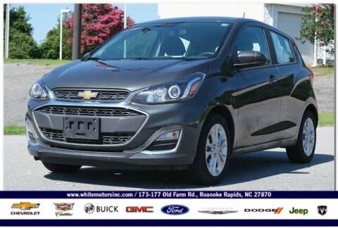 2020 Chevrolet Spark for sale at WHITE MOTORS INC in Roanoke Rapids NC