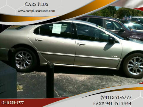 2000 Chrysler LHS for sale at Cars Plus in Sarasota FL