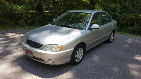 2004 Kia Spectra for sale at Ryan Motors LLC in Warsaw IN