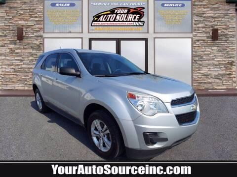 2015 Chevrolet Equinox for sale at Your Auto Source in York PA