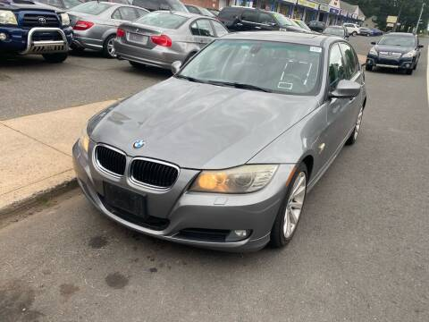 2011 BMW 3 Series for sale at Manchester Motors in Manchester CT