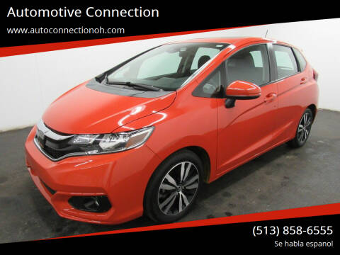 2018 Honda Fit for sale at Automotive Connection in Fairfield OH