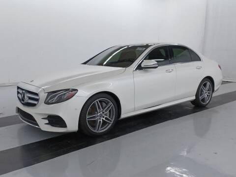 2018 Mercedes-Benz E-Class for sale at A.I. Monroe Auto Sales in Bountiful UT