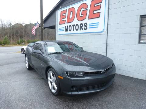 2015 Chevrolet Camaro for sale at Edge Motors in Mooresville NC