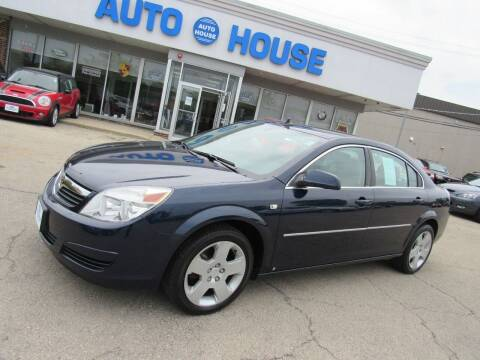 2008 Saturn Aura for sale at Auto House Motors in Downers Grove IL