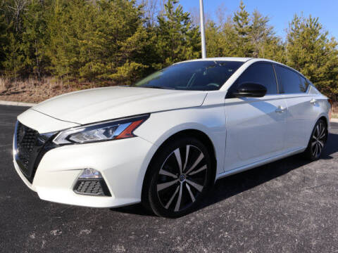 2019 Nissan Altima for sale at RUSTY WALLACE KIA OF KNOXVILLE in Knoxville TN