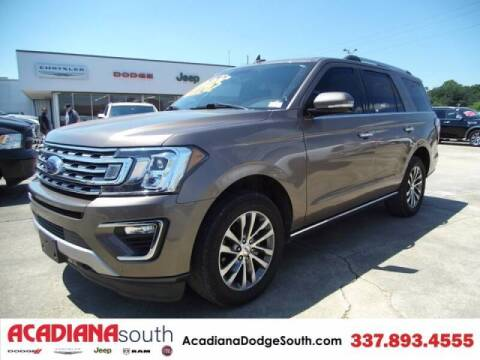 2018 Ford Expedition for sale at Acadiana Automotive Group - Acadiana Dodge Chrysler Jeep Ram Fiat South in Abbeville LA