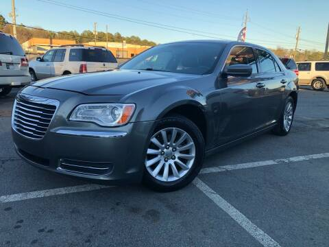 2011 Chrysler 300 for sale at Atlas Auto Sales in Smyrna GA