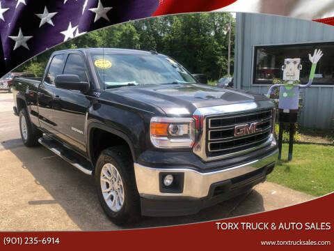 2015 GMC Sierra 1500 for sale at Torx Truck & Auto Sales in Eads TN