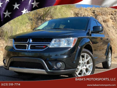 2015 Dodge Journey for sale at Baba's Motorsports, LLC in Phoenix AZ
