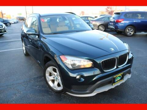 2015 BMW X1 for sale at AUTO POINT USED CARS in Rosedale MD