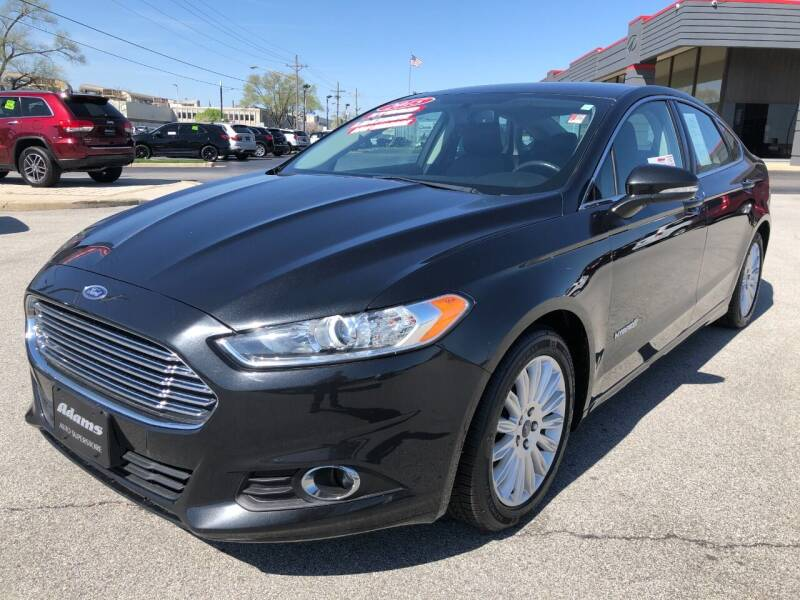 2015 Ford Fusion Hybrid for sale in Kokomo, IN