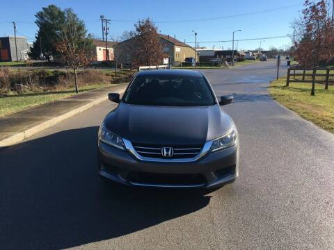 2014 Honda Accord for sale at Abe's Auto LLC in Lexington KY