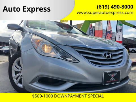 2011 Hyundai Sonata for sale at Auto Express in Chula Vista CA