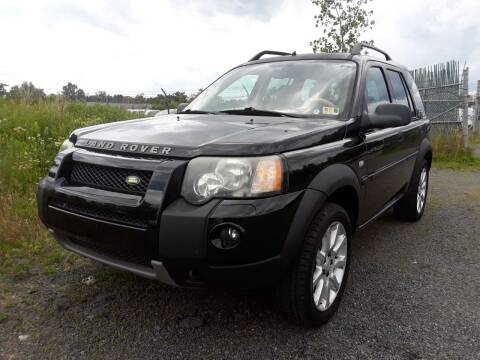 2005 Land Rover Freelander for sale at M & M Auto Brokers in Chantilly VA