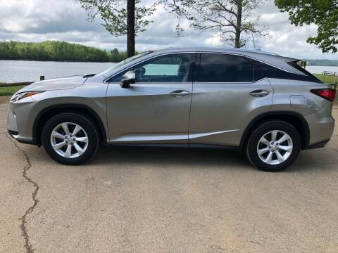 2017 Lexus RX 350 for sale at Monroe Auto's, LLC in Parsons TN