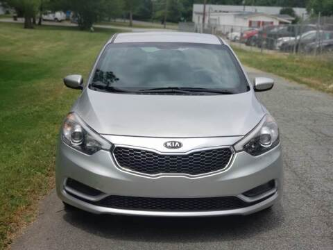 2015 Kia Forte for sale at Speed Auto Mall in Greensboro NC