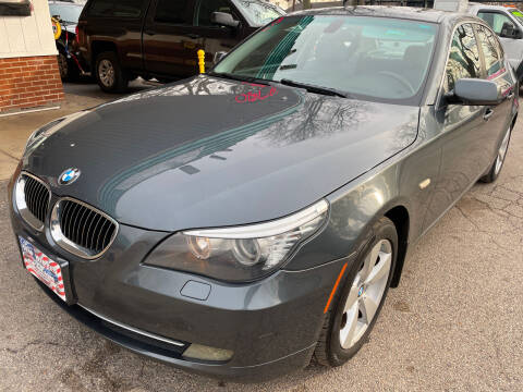2008 BMW 5 Series for sale at New Wheels in Glendale Heights IL