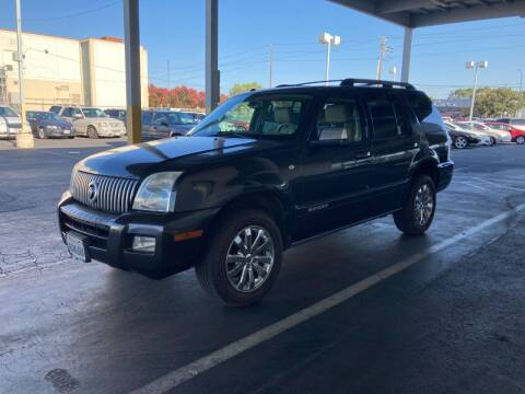 2007 Mercury Mountaineer for sale at PRICE TIME AUTO SALES in Sacramento CA