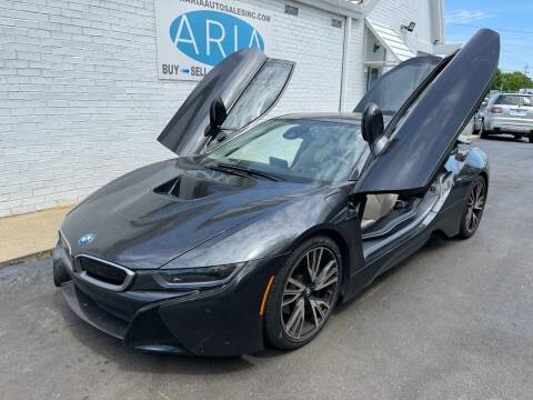 2016 BMW i8 for sale at ARIA  AUTO  SALES in Raleigh NC