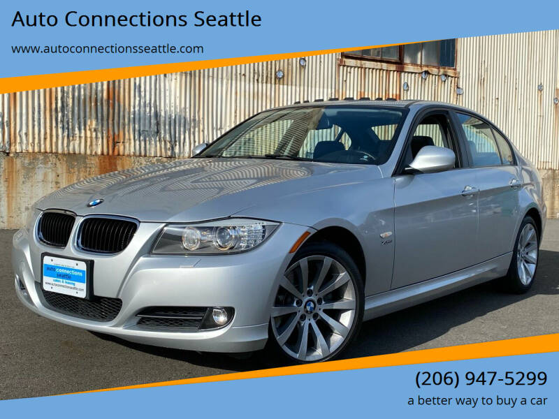 2011 BMW 3 Series for sale at Auto Connections Seattle in Seattle WA