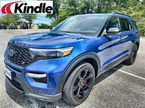 2021 Ford Explorer for sale at Kindle Auto Plaza in Middle Township NJ