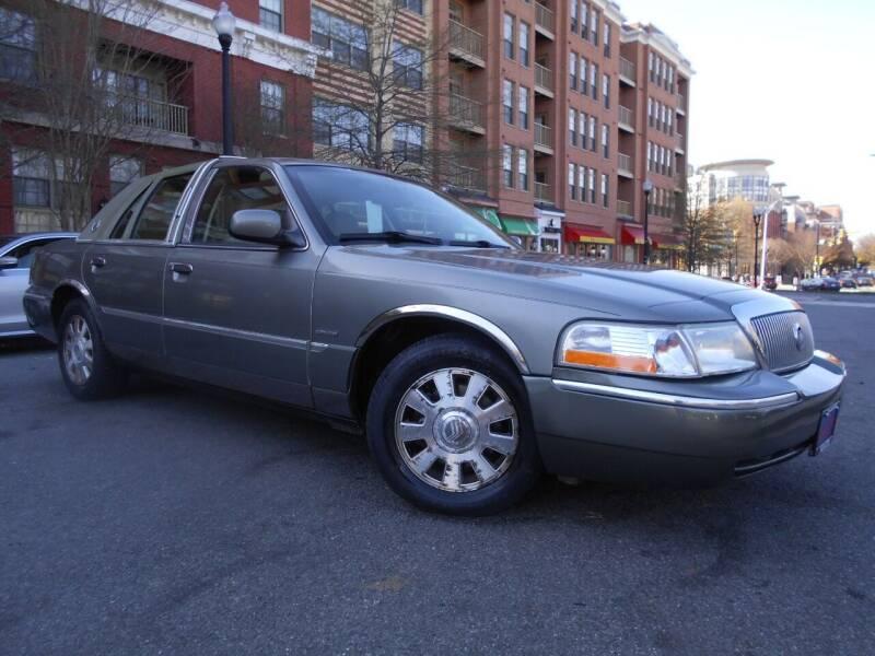 2004 Mercury Grand Marquis for sale at H & R Auto in Arlington VA