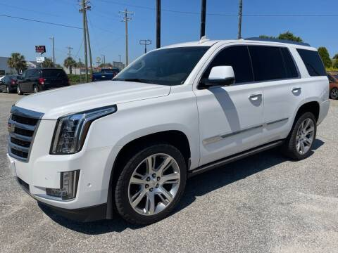 2017 Cadillac Escalade for sale at Modern Automotive in Boiling Springs SC