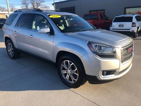 2015 GMC Acadia for sale at Tigerland Motors in Sedalia MO