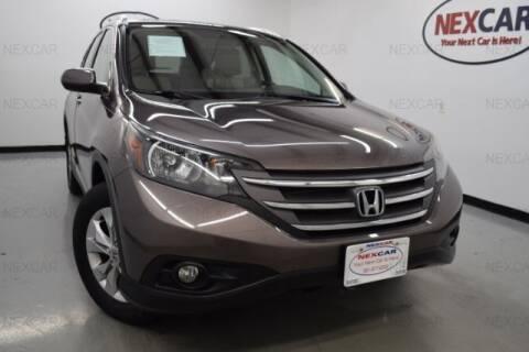 2014 Honda CR-V for sale at Houston Auto Loan Center in Spring TX