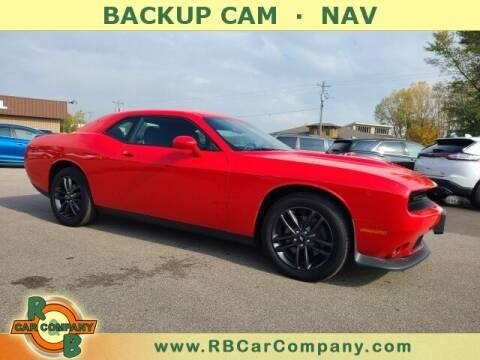 2019 Dodge Challenger for sale at R & B Car Co in Warsaw IN