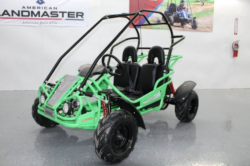 2021 HAMMERHEAD OFF-ROAD MUDHEAD 208R Go Kart for sale at Lansing Auto Mart in Lansing KS