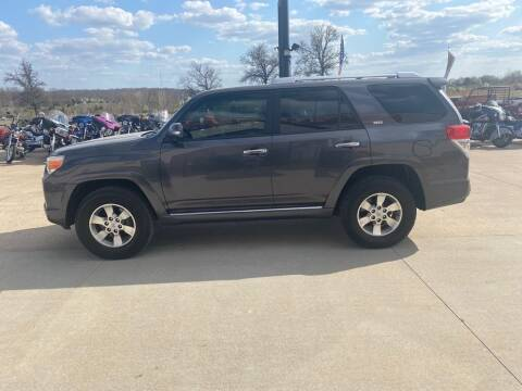 2013 Toyota 4Runner for sale at Head Motor Company - Head Indian Motorcycle in Columbia MO