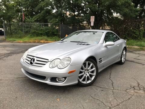 2007 Mercedes-Benz SL-Class for sale at JMAC IMPORT AND EXPORT STORAGE WAREHOUSE in Bloomfield NJ