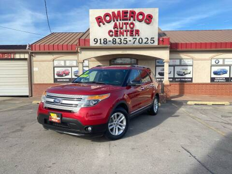 2011 Ford Explorer for sale at Romeros Auto Center in Tulsa OK