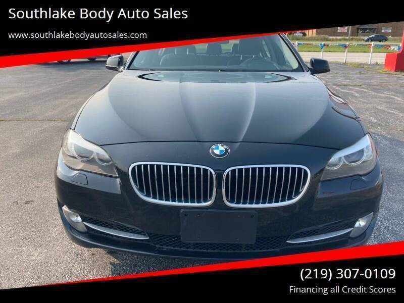 2011 BMW 5 Series 535i - $278 month - 219-307-0109 - Merrillville IN