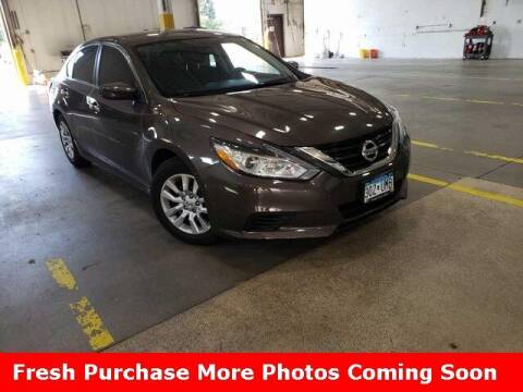 2016 Nissan Altima for sale at Nyhus Family Sales in Perham MN
