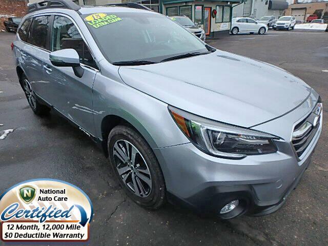 2018 Subaru Outback for sale at Jon's Auto in Marquette MI