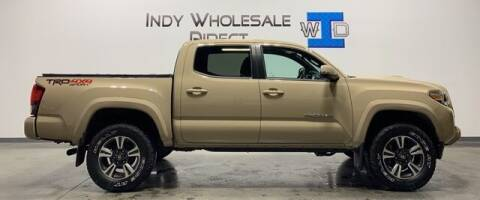 2018 Toyota Tacoma for sale at Indy Wholesale Direct in Carmel IN