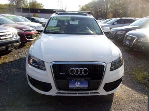 2010 Audi Q5 for sale at Balic Autos Inc in Lanham MD